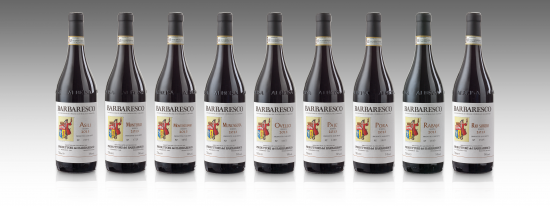 Release Preview: 2014 Barbaresco Riserva Single Vineyards