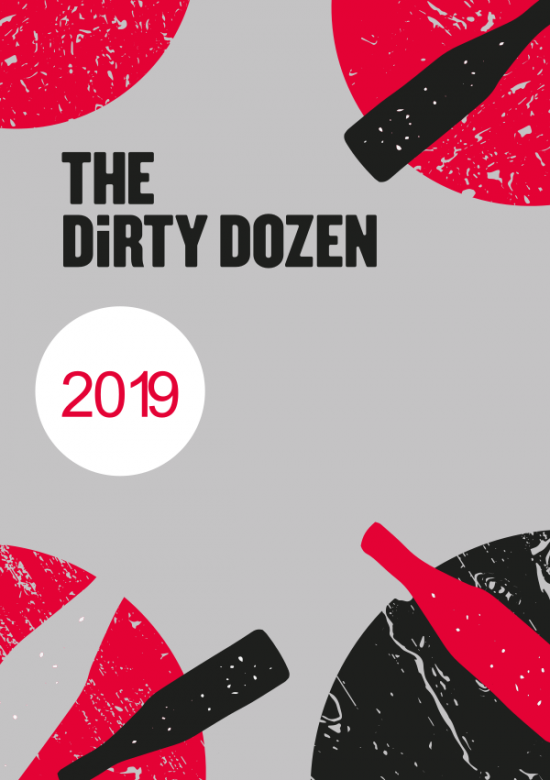 THE DIRTY DOZEN TASTING