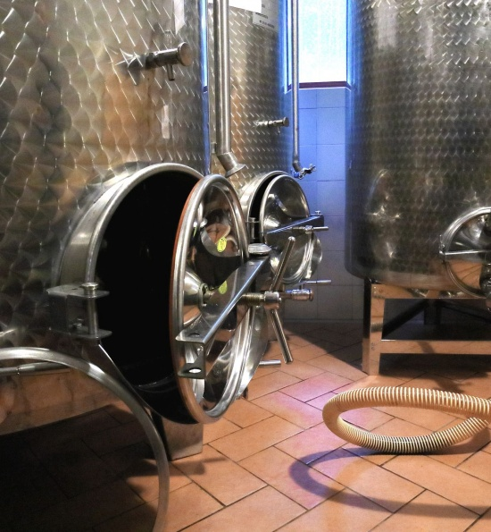 Tenuta Guardsole - Winery