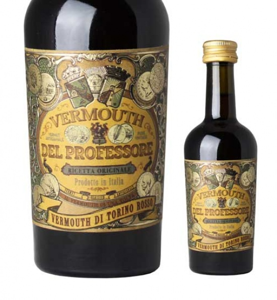 Vermouth Rosso Miniature