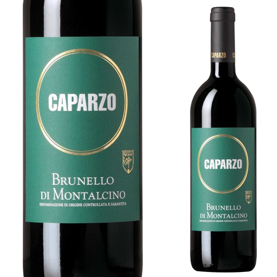 Brunello Caparzo-Half Bottle